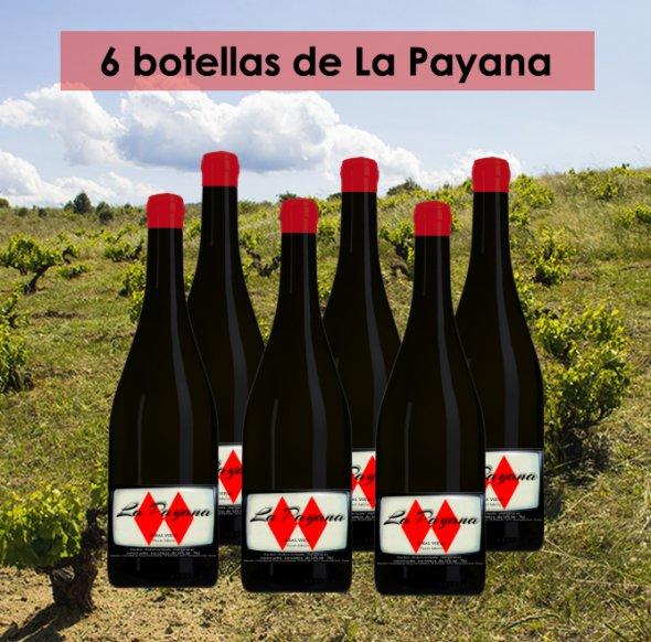 Caja de vino de la Payana